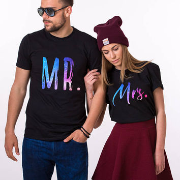 Honeymoon Shirts, Mr and Mrs Honeymoon Shirts, Mr and Mrs Shirts, Honeymoon T-Shirts, Vacation Shirts, Couple Shirts, UNISEX