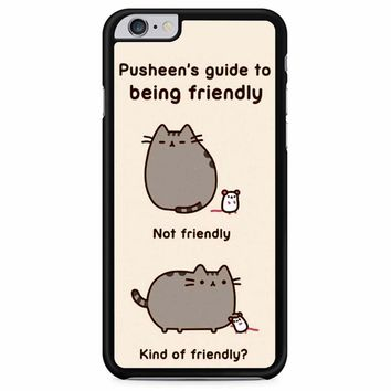 I M Pusheen The Cat 3 iPhone 6 Plus/ 6S Plus Case