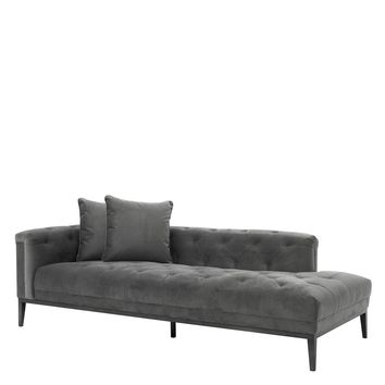 Grey Sofa Left | Eichholtz Cesare