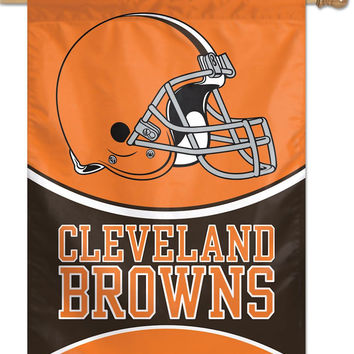 Cleveland Browns Banner 27x37