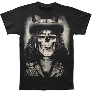 Slash Men's  Slash Skull T-shirt Black