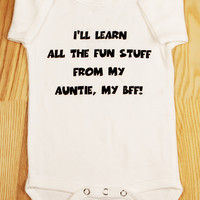 Onesuit- Learn the Fun Stuff Auntie BFF