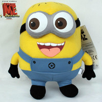 "DESPICABLE ME 2 3D EYE JORGE MINION 9"" QUALITY PLUSH TOY"