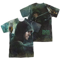 Arrow TV Show Hero Sublimation Mens T-Shirt