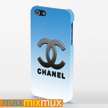 Chanel Versi 2 iPhone 4/4S, 5/5S, 5C Series Full Wrap Case