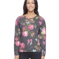 Antoinette Print Pullover by Juicy Couture