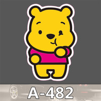 Car styling decor car sticker on auto laptop sticker decal motorcycle fridge skateboard doodle stickers car accessories A-482