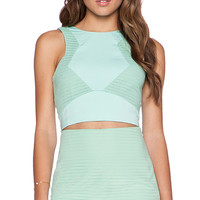 Minty Meets Munt Legacy Top in Mint