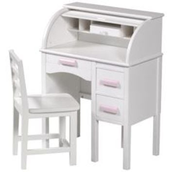 Jr Rolltop Desk White - Kmart