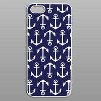 Mazarine anchor -- iPhone case,iPhone protect,iPhone4 case,iPhone5 case,hard plastic case,personalized covers