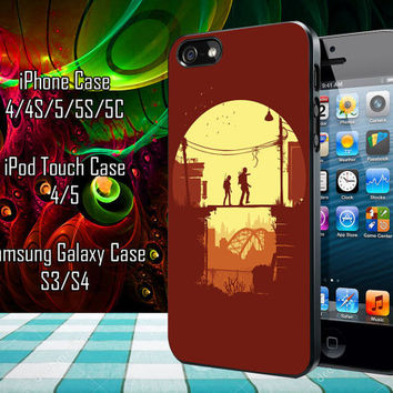 The Last of Us Plankin' Samsung Galaxy S3/ S4 case, iPhone 4/4S / 5/ 5s/ 5c case, iPod Touch 4 / 5 case