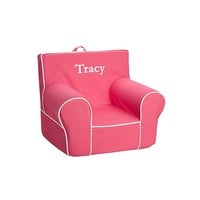 Harper Coral My First Anywhere Chair | Pottery Barn Kids