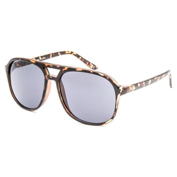 Neff Magnum Sunglasses Tortoise One Size For Men 26862140101