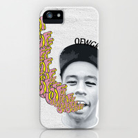 OFWGKTA iPhone Case by Sara Eshak