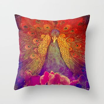 :: Happy Hour ::  by GaleStorm and Ganech Joe Throw Pillow by :: GaleStorm Artworks ::