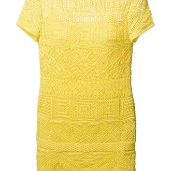 VONEG8Q Emilio Pucci lace fitted dress