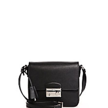 Prada - Saffiano Lux Small Crossbody Bag - Saks Fifth Avenue Mobile