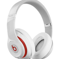 Beats by Dr.Dre Studio White Headphones at PacSun.com