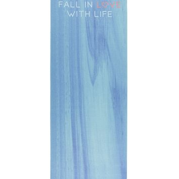Active Fall In Love Yoga Mat