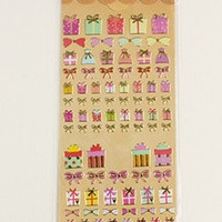 Present Sticker Sheet