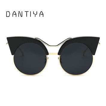 FASHION CAT SUN GLASSES (black)