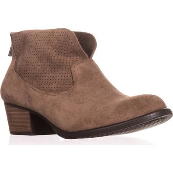 Jessica Simpson Dacia Booties, Totally Taupe, 6 US / 36 EU