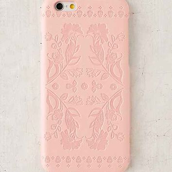 Vegan Leather Folklore iPhone 6/6s Case