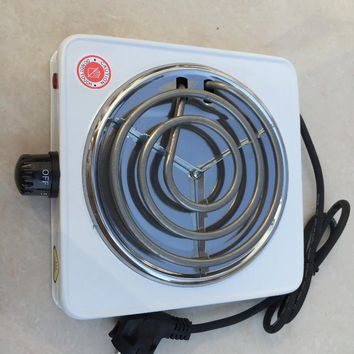 220V 1000W shisha Hookah Burner Electric stove Hot Plate kitchen portable coffee heater chicha