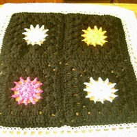 CROCHET BLANKET for Prem Baby or Doll   ID 768 ... - Folksy
