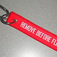 C5 Corvette Kwiktoy Remove Before Flight Carabineer