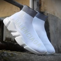 Balenciaga Sneakers Sport Shoes-1