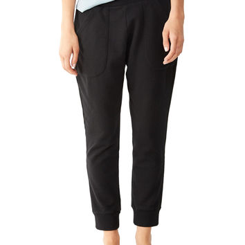 Light French Terry Slouchy Pants