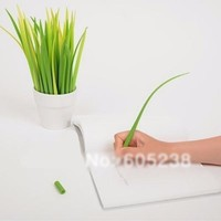 Grass Leaf Pen (Set of 10)