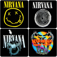 Nirvana Coaster Set