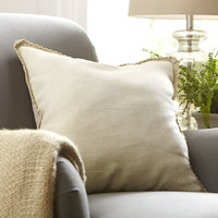 Birch Lane Armelle Linen Pillow Cover