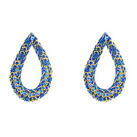 The Diva Statement Earrings