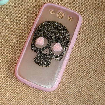 durable protective skeleton Samsung galaxy S3 i9300 phone case phone cover