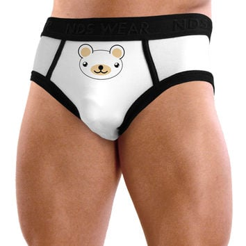 Kyu-T Head - Day Beartholomew Teddy Bear Mens NDS Wear Briefs Underwear