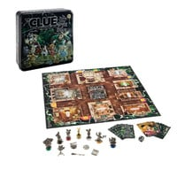 Disney Parks Disney Theme Park Edition Clue Game New