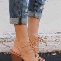 Fashion Faithful Heel - Toffee