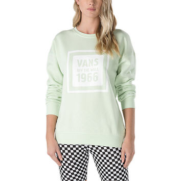 Commerce Crew Sweatshirt | Shop Womens Sweatshirts At Vans