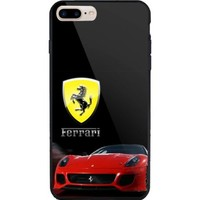 Best Rare Ferrari Super Car Logo Case COVER iPhone 6/6s/6s+/7/7+/8/8+/X, Samsung