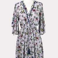 Lucia Floral Dress