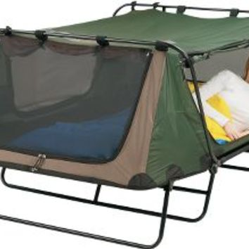 Cabela's Deluxe Tent Cot – Double : Cabela's