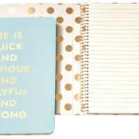 Magnolia Mill Kate Spade Chic Notebook