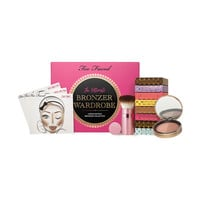 The Ultimate Bronzer Wardrobe - Too Faced