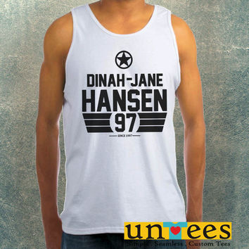 Dinah Jane Hansen Fifth Harmony Clothing Tank Top For Mens