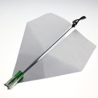 INFMETRY:: Electric Paper Airplane