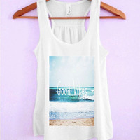 Good Vibes Tank-Top