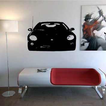 Wall MURAL Vinyl Sticker Car DODGE NEON SRT4 2004 D1721